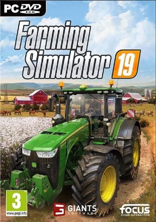 PC Farming Simulator 19
